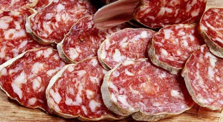 is salami bad for dogs online -