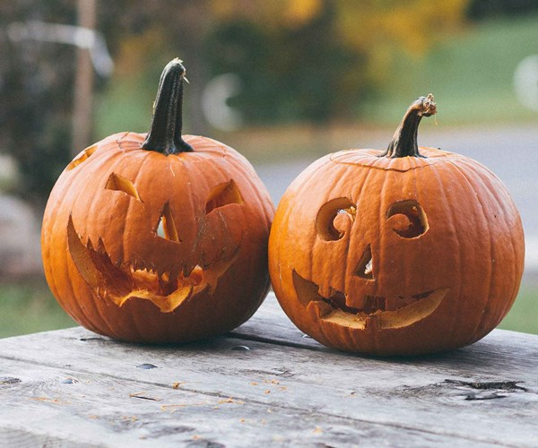 How to make jack-o-Lanterns: a step by step guide | Homes To Love