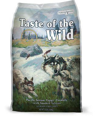 Taste of the Wild Pacific Stream Puppy Salmon