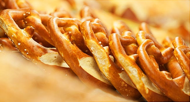 10 Most Tempting Salty Foods: French Fries, Pretzels, Pasta Sauce, and More