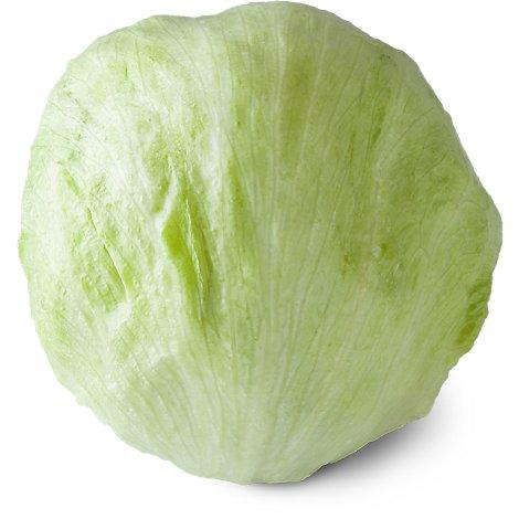 Iceberg Lettuce - Safeway
