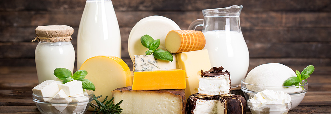 Quality Control of Milk and Dairy Products at the Speed of Light | Bruker