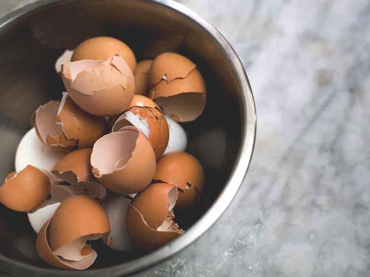 The Benefits and Risks of Eating Eggshells