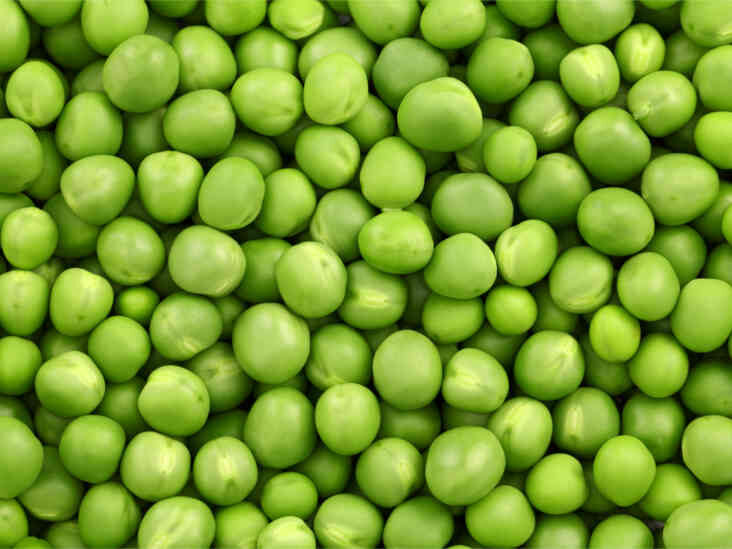 Why Green Peas are Healthy and Nutritious