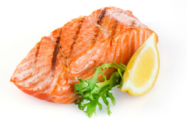 Can Dogs Eat Salmon? – American Kennel Club