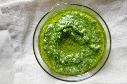 Basic Pesto Recipe - NYT Cooking